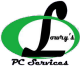 Lowry's PC Services Logo